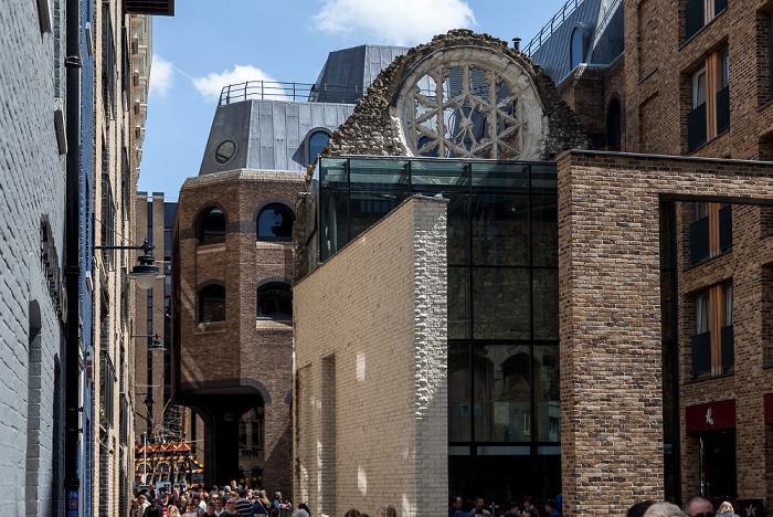 London Bankside: Clink Street