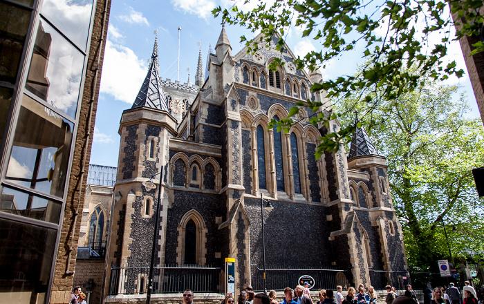 London Bankside: Southwark Cathedral