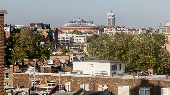Blick aus dem Copthorne Tara Hotel London Kensington: Royal Albert Hall