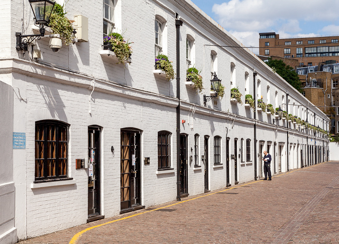 London Kensington: Pennant Mews