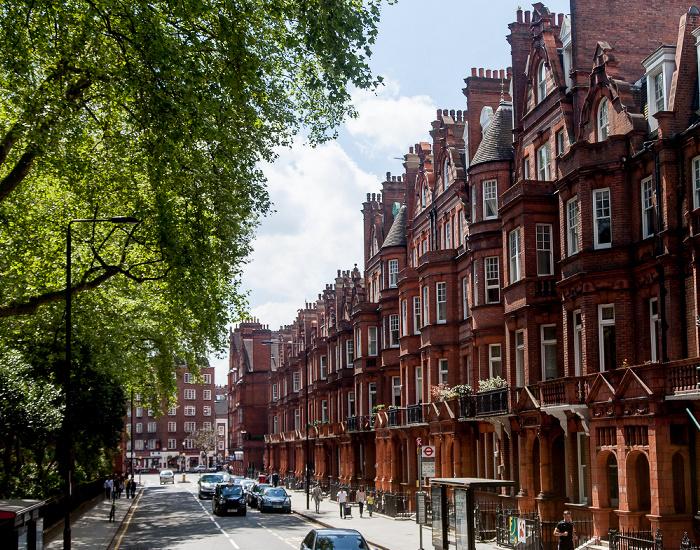 London Chelsea: Sloane Street