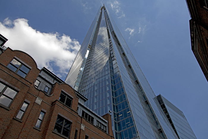 Bankside: St Thomas Street, The Shard London