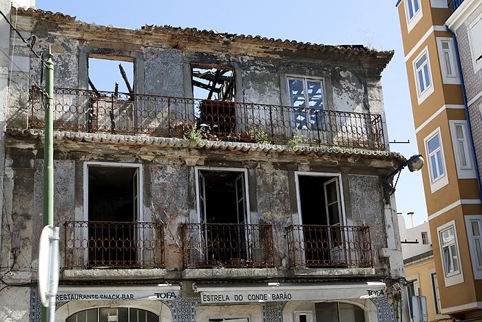 Eléctrico 25: Largo Conde-Barão Lissabon