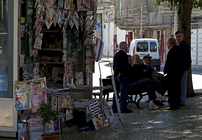 Eléctrico 25: Rua São João da Mata Lissabon