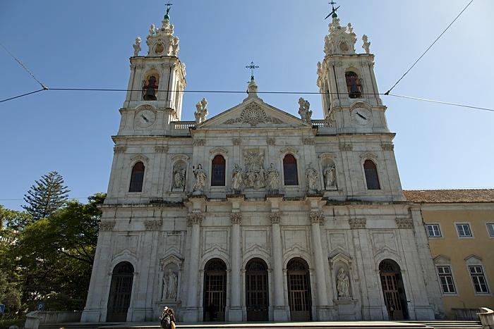 Lissabon Eléctrico 25: Basílica da Estrela