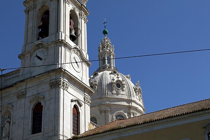 Eléctrico 25: Basílica da Estrela Lissabon