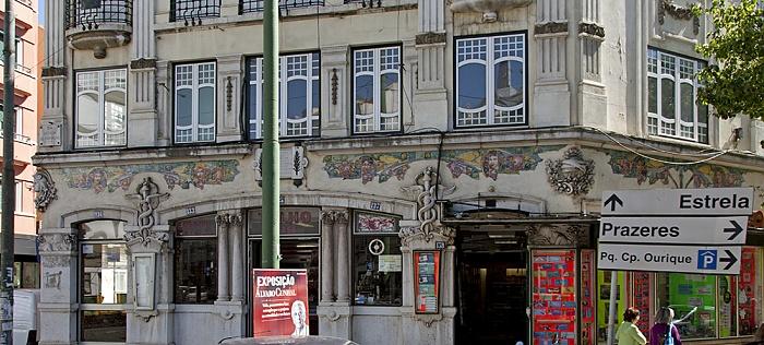 Lissabon Eléctrico 25: Rua Patrocínio / Rua Saraiva de Carvalho