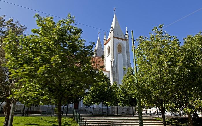 Lissabon Eléctrico 28: Rua Saraiva de Carvalho - Igreja do Santo Condestável