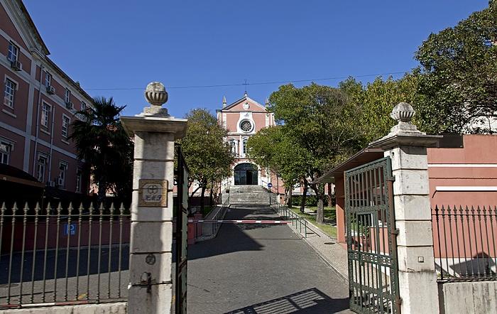 Lissabon Eléctrico 28: Praça da Estrela - Hospital Militar Principal