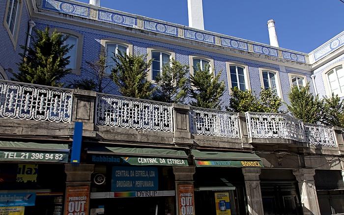 Eléctrico 28: Calçada da Estrela Lissabon