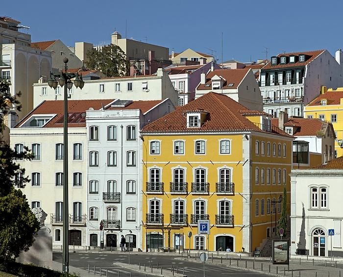 Eléctrico 28: Calçada da Estrela / Rua Correia Garção Lissabon