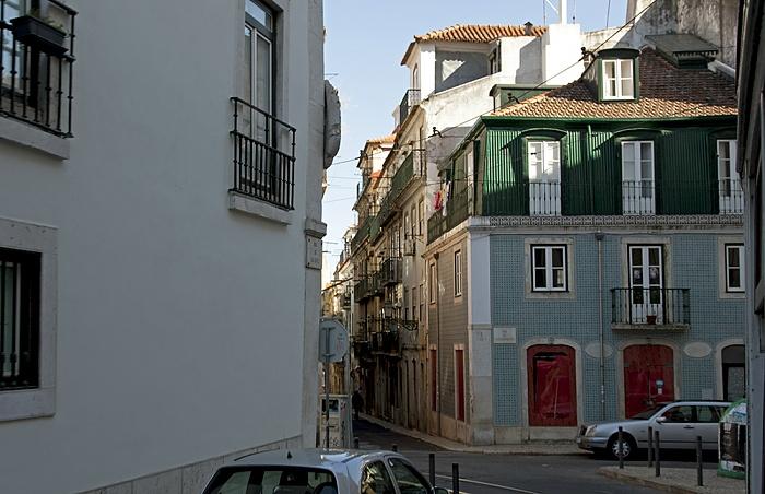Lissabon Eléctrico 28: Rua de São Bento / Rua Poço dos Negros