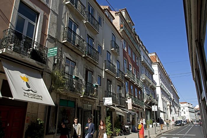 Lissabon Eléctrico 28: Calçada do Combro