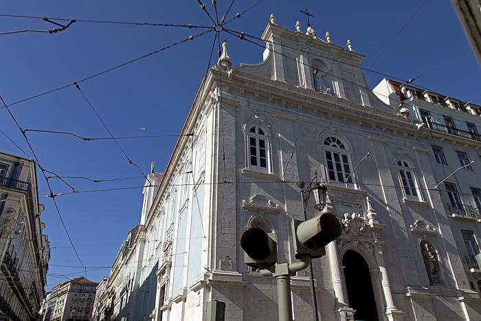 Lissabon Eléctrico 28: Praça Luís de Camões / Largo do Chiado Igreja Nossa Senhora do Loreto Praça Luis de Camoes