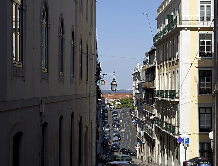 Lissabon Eléctrico 28: Rua Vítor Cordon Tejo