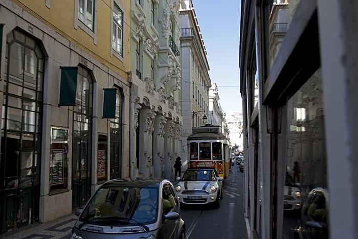Lissabon Eléctrico 28: Rua da Conceição Rua da Conceicâo