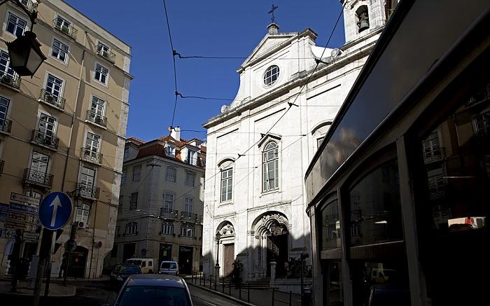 Lissabon Eléctrico 28: Largo da Madalena - Igreja da Madalena