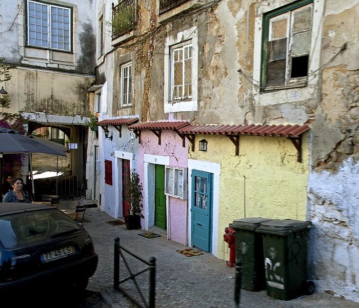 Lissabon Eléctrico 28: Largo São Martinho