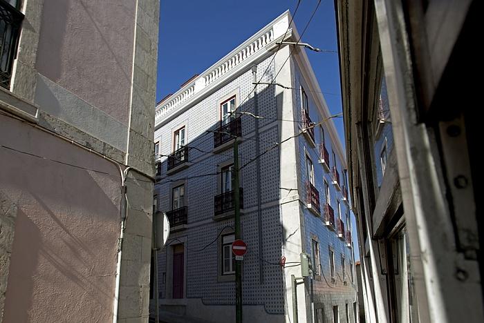 Eléctrico 28: Escolas Gerais Lissabon