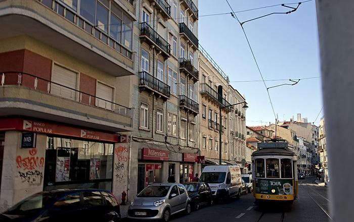 Lissabon Eléctrico 28: Largo da Graça