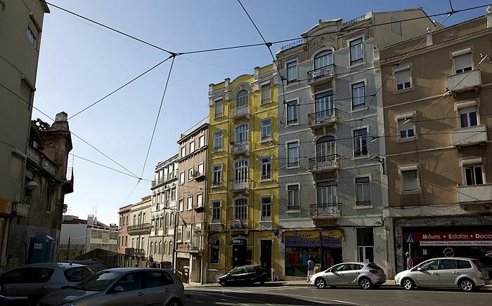 Eléctrico 28: Rua da Graça / Rua Angelina Vidal Lissabon