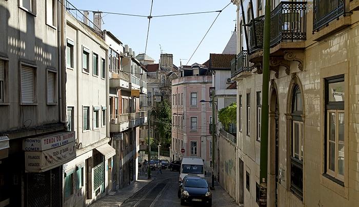 Lissabon Eléctrico 28: Rua Maria da Fonte