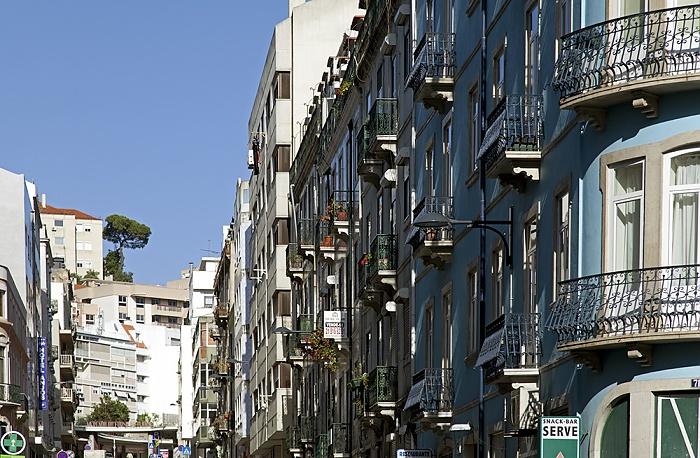 Lissabon Eléctrico 28: Avenida Almirante Reis - Rua Andrade