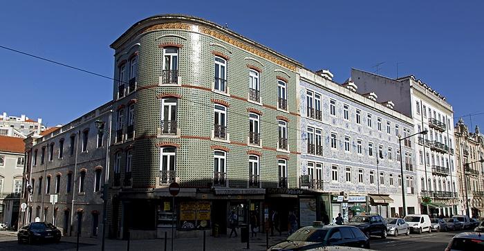 Eléctrico 28: Avenida Almirante Reis Lissabon