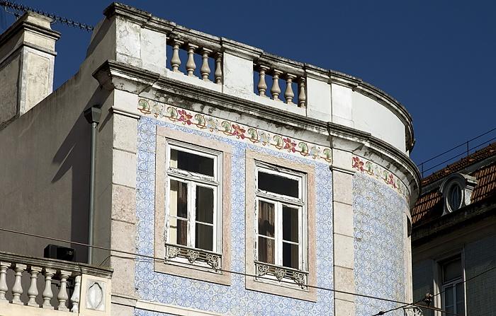 Eléctrico 28: Rua Palma Lissabon