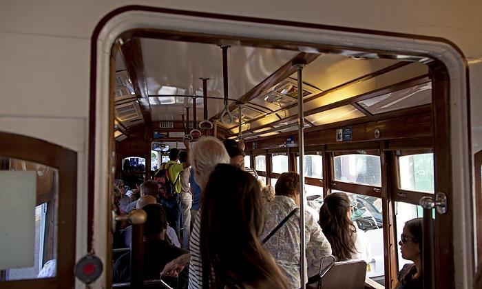 Eléctrico 28 Lissabon