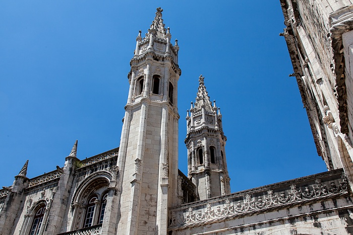 Lissabon Belém: Mosteiro dos Jerónimos