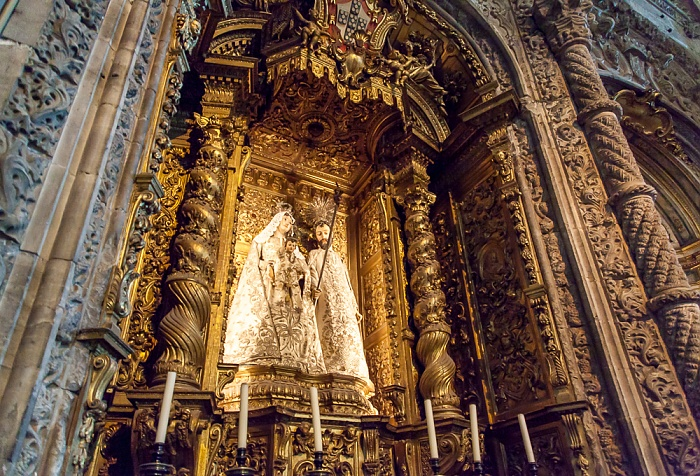Lissabon Belém: Mosteiro dos Jerónimos - Igreja Santa Maria Belém