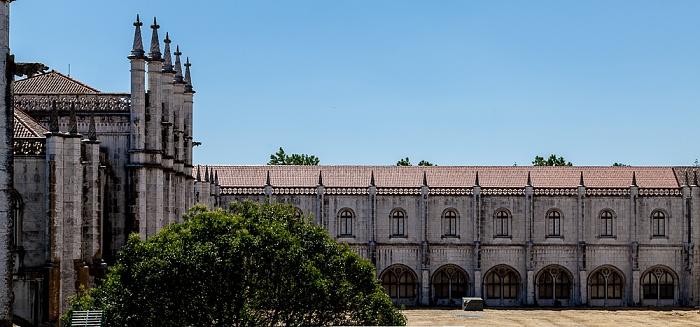 Belém: Mosteiro dos Jerónimos Lissabon