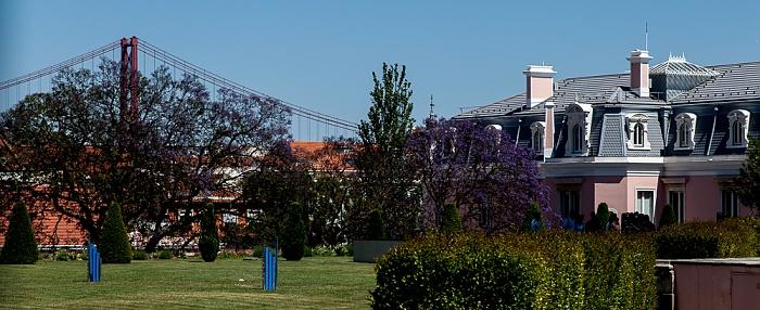 Belém: Palácio de Belém Lissabon
