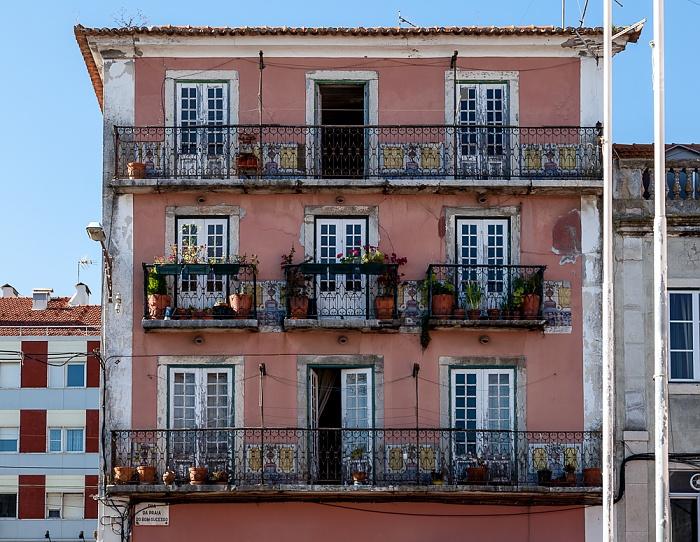 Belém: Rua Praia do Bom Sucesso Lissabon