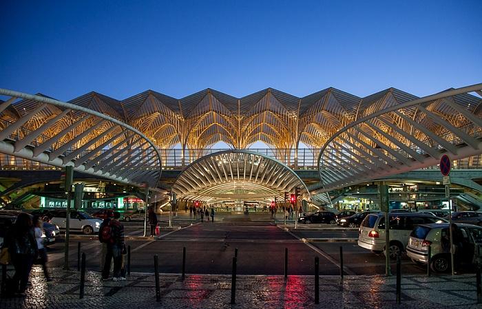 Estação do Oriente Lissabon 2013