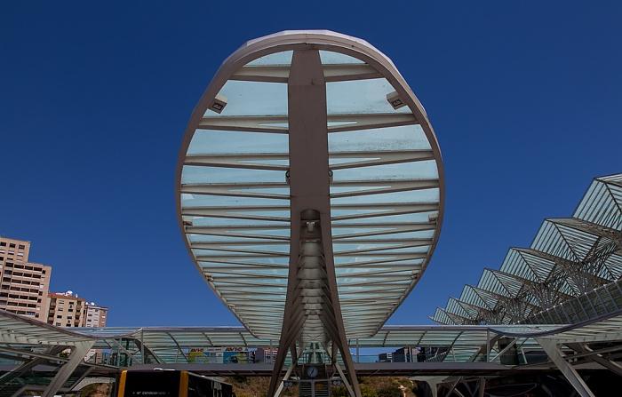 Lissabon Estação do Oriente