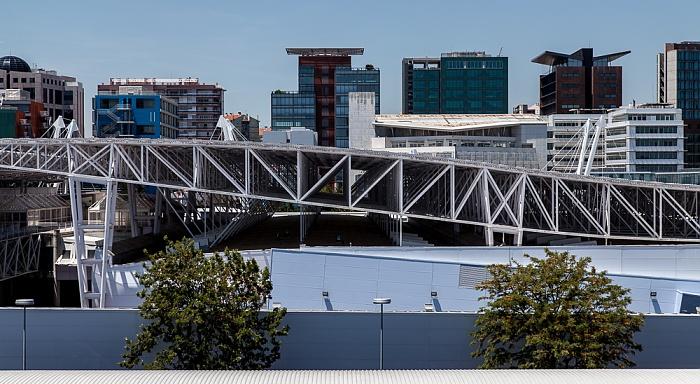 Parque das Nações: Blick aus der Teleférico da Expo - Feira Internacional de Lisboa Lissabon