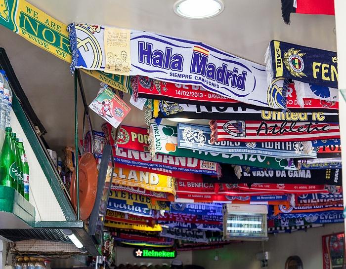 Baixa: Restaurante O Adriano Lissabon