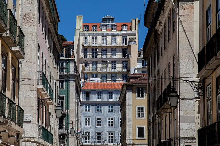 Baixa: Rua da Vitória Lissabon