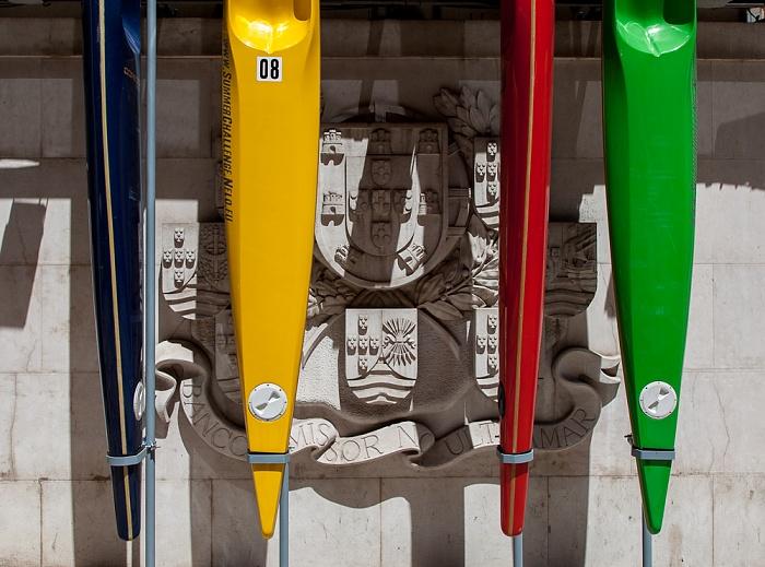 Baixa: Rua Augusta - Museu do Design e da Moda Lissabon