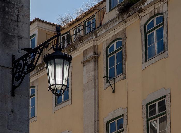 Baixa: Praça da Figueira Lissabon