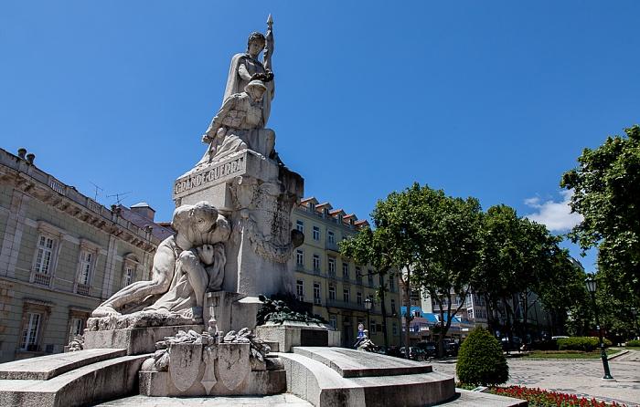 Avenida da Liberdade Lissabon