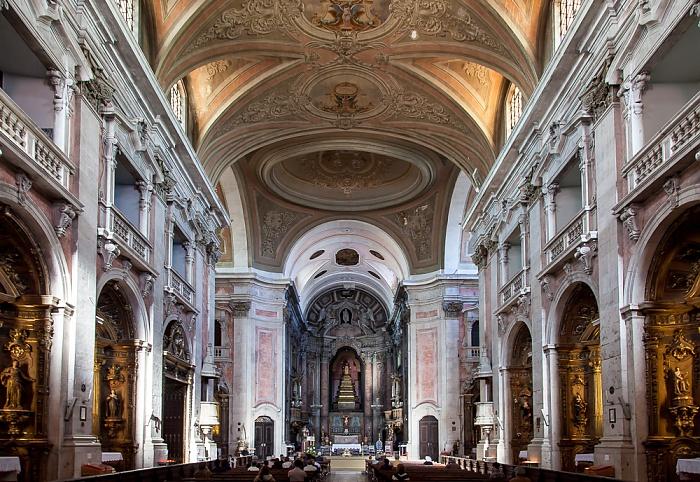 Convento da Graça: Igreja da Graça Lissabon