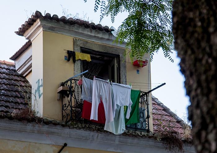 Alfama: Rua de São Tomé Lissabon