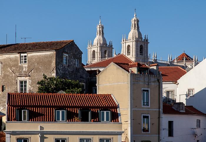Alfama Lissabon 2013