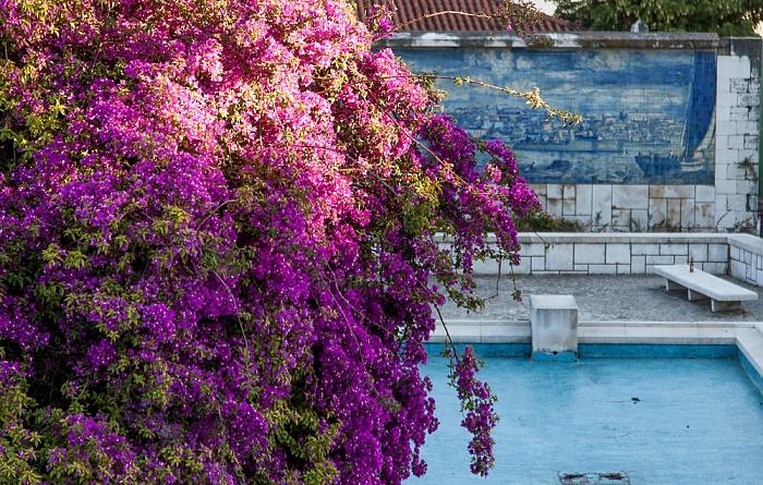 Alfama: Largo Santa Luzia Lissabon
