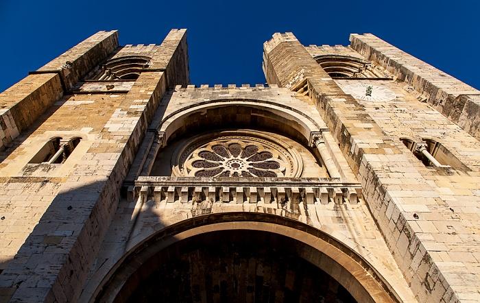 Catedral Sé Patriarcal (Igreja de Santa Maria Maior) Lissabon 2013