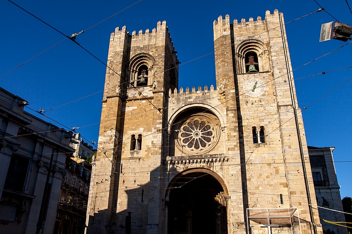 Catedral Sé Patriarcal (Igreja de Santa Maria Maior) Lissabon