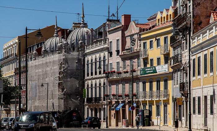 Bairro Alto: Praça do Príncipe Real Lissabon